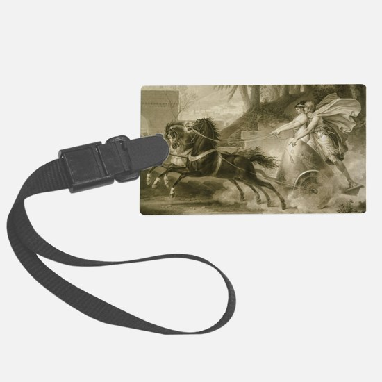 Carle Vernet - The Return from t Luggage Tag
