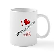 I Love My FLUTE Mug