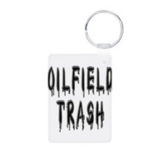 Oilfield Trash Keychains