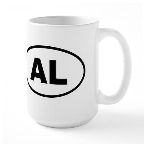Albania AL Mugs