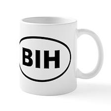 Bosnia Herzegovina BIH Mugs