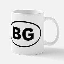 Bulgaria BG Mugs