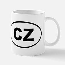 Czech Republic CZ Mugs