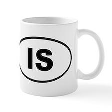 Iceland IS Mugs