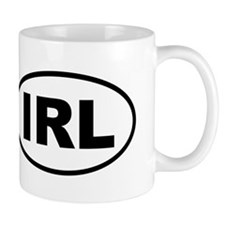 Ireland IRL Mugs