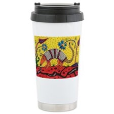 Armadillo Original Art Travel Mug