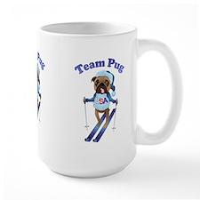 Team Pug Skier - Olympugs Mug