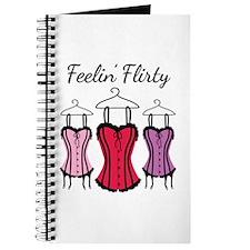Feelin Flirty Journal