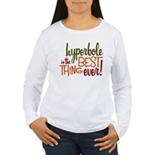 Hyperbole Long Sleeve T-Shirt