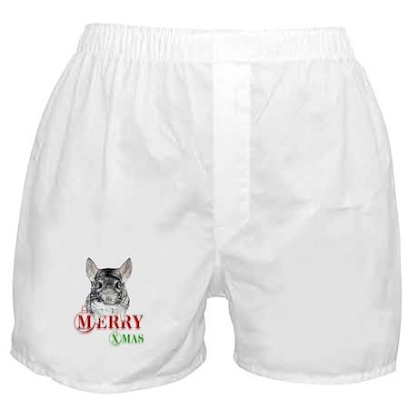 Chin Merry XMas2 Boxer Shorts