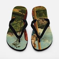 Cima da Conegliano - Saint Helena Flip Flops