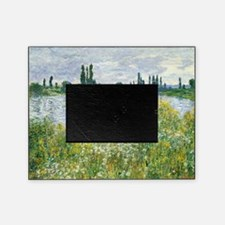 Claude Monet - Banks of the Seine Picture Frame