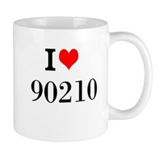 I Love 90210 Mugs