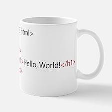 HTML Mugs