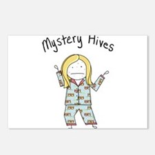 Mystery Hives Postcards (Package of 8)