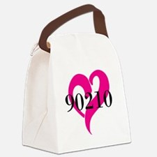 I Love 90210 Canvas Lunch Bag