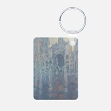 Claude Monet - The Portal  Keychains