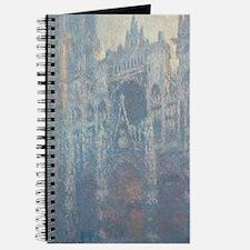 Claude Monet - The Portal of Rouen Cathedr Journal