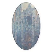 Claude Monet - The Portal of Rouen  Decal