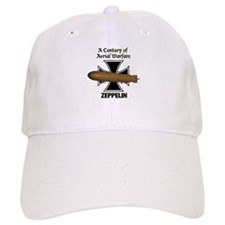 Zeppelin Baseball Baseball Cap