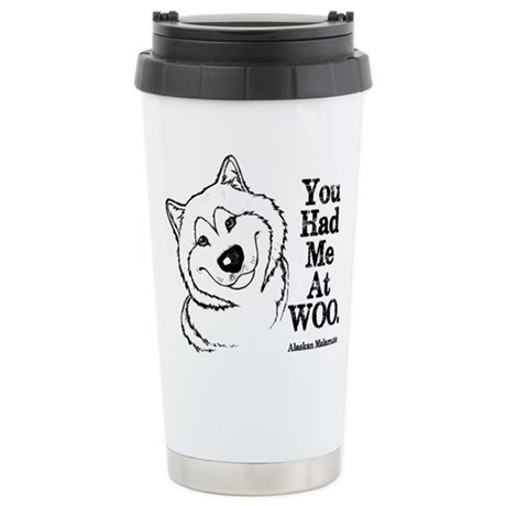 alaska travel mug