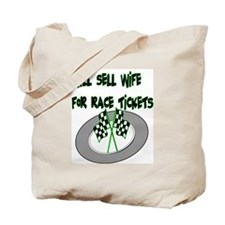 Will sell wife Tote Bag