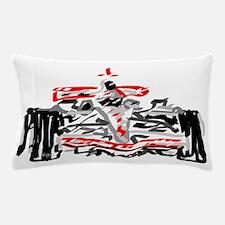 Race car Pillow Case