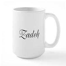 Zadeh Mugs