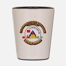 USMC - 1st Shore Party Battalion VN SVC Ribbon Sho