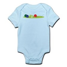 Bocce Ball Game Body Suit