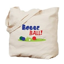 BOCCE BALL! Tote Bag