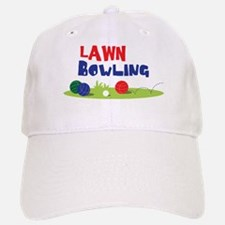 LAWN BOWLING Baseball Baseball Baseball Cap