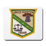 Riverside County Sheriff Mousepad