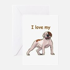 I love my American Greeting Cards (Pk of 10)