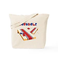 CORNHOLE Tote Bag