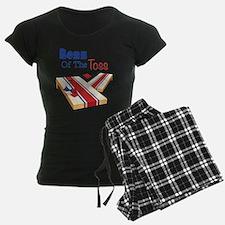 BOSS OF THE TOSS Pajamas
