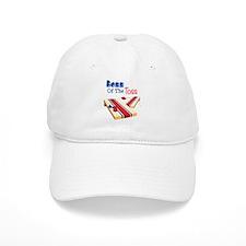 BOSS OF THE TOSS Baseball Baseball Cap