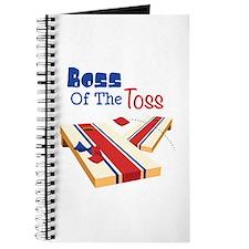 BOSS OF THE TOSS Journal