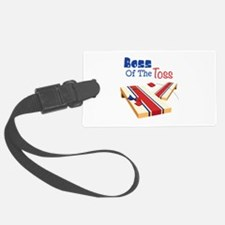 BOSS OF THE TOSS Luggage Tag