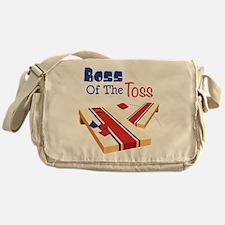 BOSS OF THE TOSS Messenger Bag