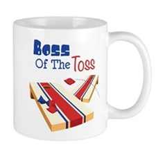 BOSS OF THE TOSS Mugs