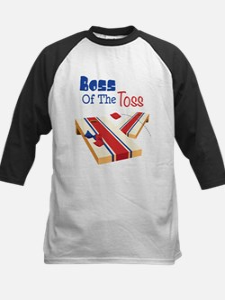 BOSS OF THE TOSS Baseball Jersey