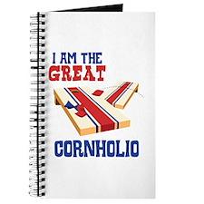 I AM THE GREAT CORNHOLIO Journal