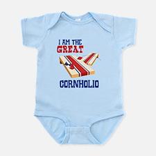 I AM THE GREAT CORNHOLIO Body Suit