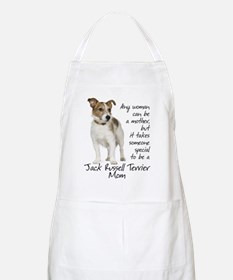 Jack Russell Mom Apron