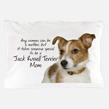 Jack Russell Mom Pillow Case