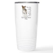 Jack Russell Mom Travel Mug