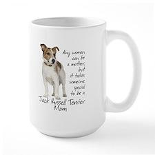 Jack Russell Mom Mugs