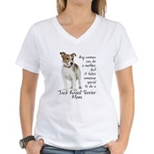 Jack Russell Mom T-Shirt