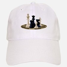Chess Pieces Game Baseball Baseball Baseball Cap